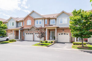 Just Listed Immaculate Ancaster Townhome