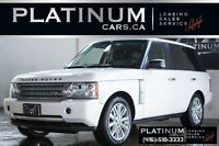 2008 Land Rover Range Rover SUPERCHARGED/NAVI/SUNROOF/390HP