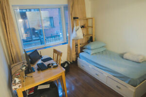 1 1/2 Studio Apartment -Saint-Laurent/Sherbrooke -BEST LOCATION!