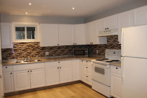 Large, Completely Renovated 3 Bedroom- Available Now or March1st