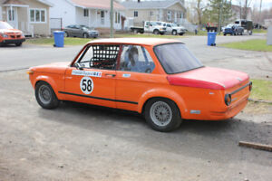 BMW 2002 race car,non plaquable