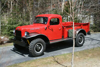 1948 Dodge Power Wagon WDX