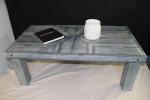 Rustic coffee table Strathcona County Edmonton Area image 3
