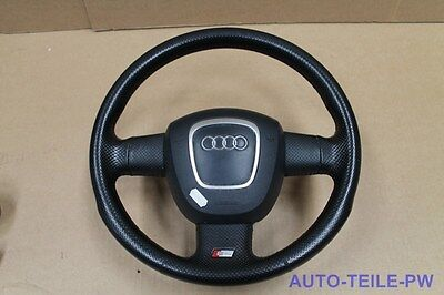 Audi A4 8E Volant Multifonctions avec Airbag S-LINE