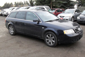 2001 Audi A6 LEATHER AWD RUNS GREAT