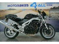TRIUMPH SPEED TRIPLE 955I 2002