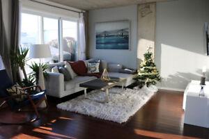 Jolie Penthouse à louer / Beautiful Penthouse for rent