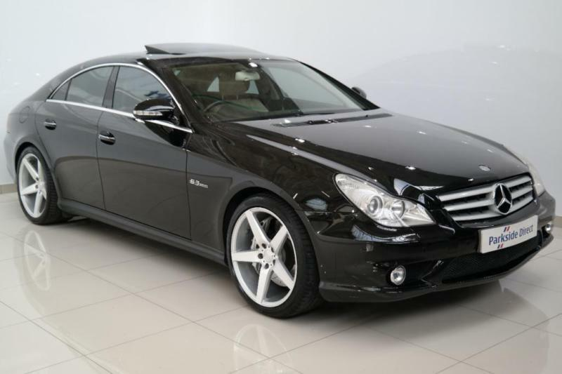 2006 mercedes benz cls class 5 4 cls 55 amg 4d auto 476. Black Bedroom Furniture Sets. Home Design Ideas
