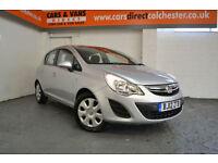 2012 Vauxhall Corsa 1.2i 16v Exclusiv £106 A Month £0 Deposit