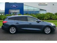 2018 Ford Focus 1.5 EcoBlue 120 Titanium 5dr Estate Diesel Manual
