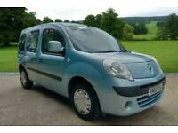 2010 10 RENAULT KANGOO KANGOO AUTO PETROL CAMPER CAR, SEATS 5, SLEEPS 2