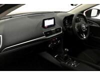 2018 Mazda 3 SE-L NAV Petrol red Manual