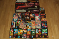 COLLECTION DE jeux nes !!!!!!!!!!!!! super nintendo,n64,nintendo