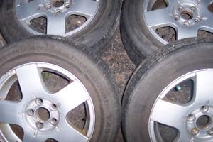 rims tires 195x65x15