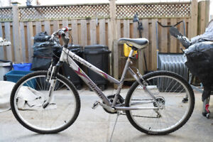 Infinity 26 in frame Bicycle for female