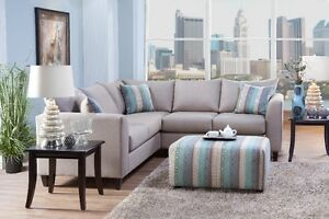 BRAND NEW SERTA SECTIONAL $999