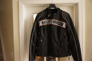 Genuine Harley Davidson Woman's Jacket