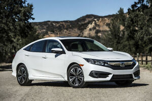 2016 Honda Civic LX Sport Sedan