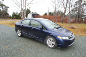2006 Honda Civic Sedan w/ Winter&summer tires