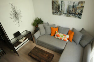 Place des Arts - one bedroom lower PH, all included
