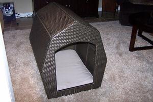 Dog House Rattan