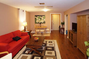 ONE BEDROOM FURNISHED APARTMENT IN ETOBICOKE