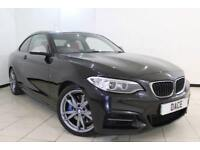 2014 14 BMW 2 SERIES 3.0 M235I 2DR AUTOMATIC 322 BHP