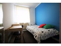 Single room available in Stepney Green 145pw! Bills & Wifi included!
