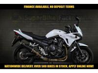 2015 15 SUZUKI BANDIT 1250 L5 - NATIONWIDE DELIVERY AVAILABLE