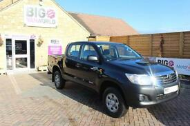 2014 TOYOTA HI-LUX ACTIVE 4X4 D-4D DOUBLE CAB PICK UP DIESEL