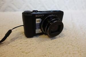 Sony Digital Camera HX9V 16x Zoom 16.2 Megapixels