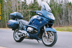The best touring bike you can get - BMW R1150RT