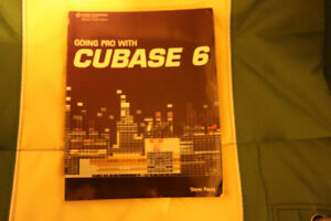 Substantial Savings Going Pro With Cubase 6 Book