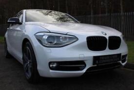 2013 63 BMW 1 SERIES 2.0 120D XDRIVE SPORT 5D 181 BHP DIESEL