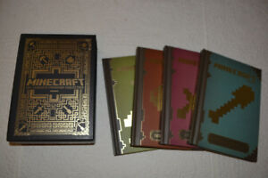 Minecraft: The Complete Handbook Collection, Box Set