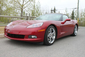2009 Chevrolet Corvette 3LT Converible Like New