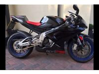 Aprilia Rs 125 great condition 3 owners years mot hpi clear