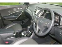 2017 Hyundai Santa FE 2.2 CRDi Blue Drive Endurance Ed 5dr Auto [7 Seat] Estate