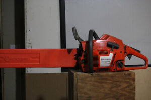 HUSQVARNA 55 18in. GAS CHAINSAW FOR SALE 265.00