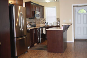 newly renovated main floor for rent