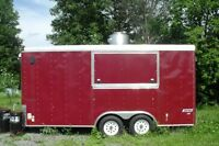 Chip Wagon (8' x 16'): Perfect for Side Business - $23,000