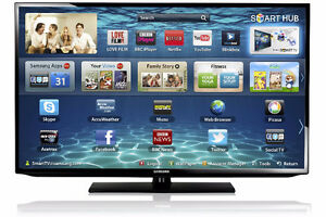 42'' LED Samsung Smart TV - Available March 28 - April 1st