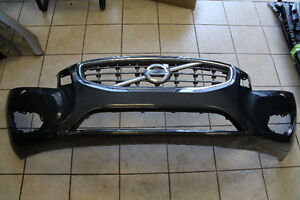 Volvo S60 Front bumper cover and Grill 2011 - 2013 T5