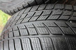 235/55/20 INFINITY JX35 WINTER TIRES-LIKE NEW
