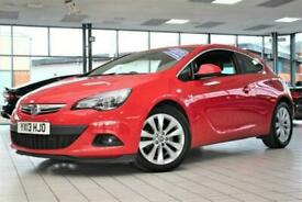 image for 2013 Vauxhall Astra GTC 1.4 SRI S/S 3d 138 BHP Hatchback Petrol Manual