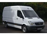 2.1 313 CDI 5D 129 BHP MWB HIGH ROOF DIESEL MANUAL PANEL VAN 2012