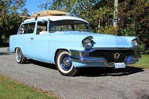 1958 Studebaker 2 dr Station Wagon