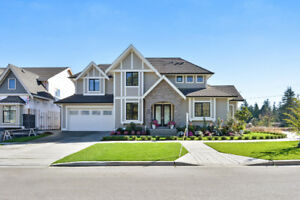 EXCLUSIVE South Surrey home for sale