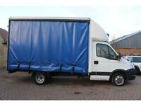 2014 IVECO DAILY 35C17 LWB 3750 WB CURTAIN SIDE BOX CURTAIN SIDE DIESEL