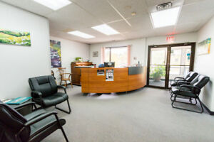 Unfurnished Commercial Office Space Available